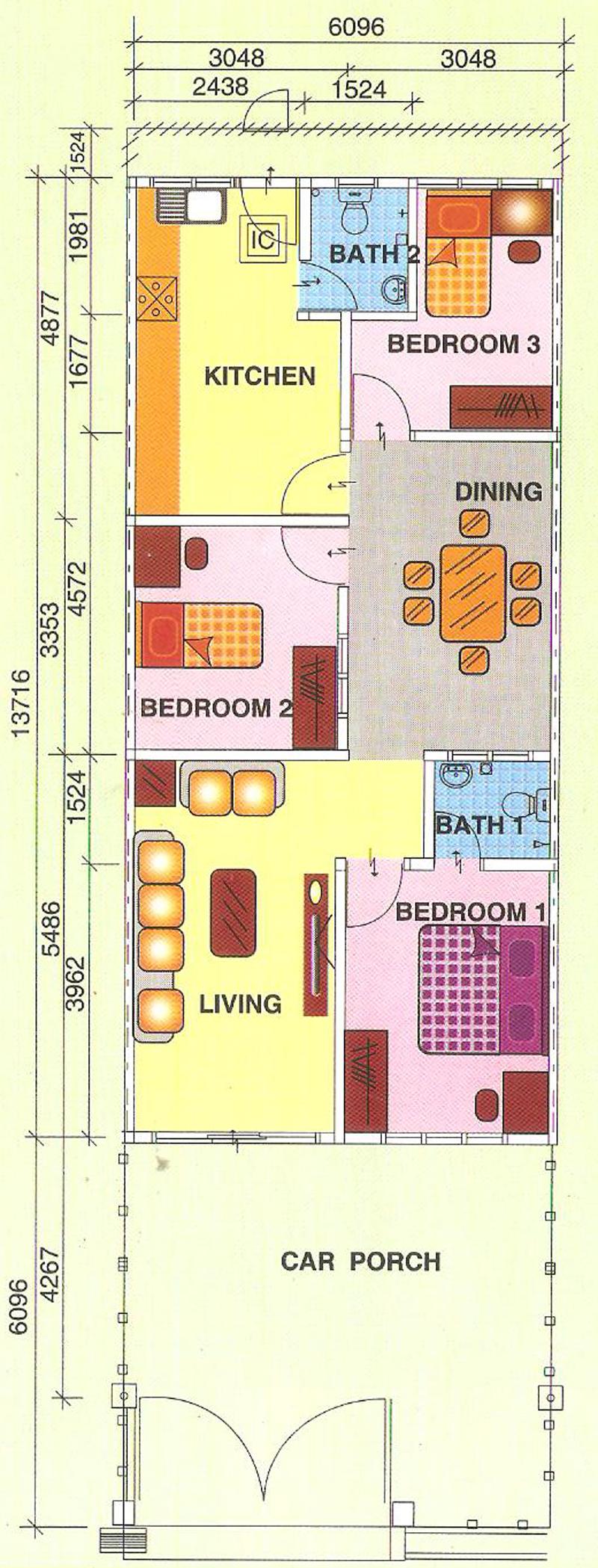 Taman-Pokok-Mangga-floor-plan
